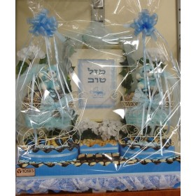 Baby Carriage - Boy (Large) (LOCAL DELIVERY ONLY)